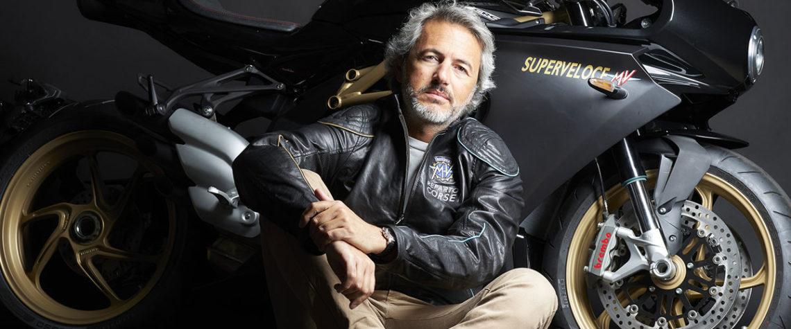 Filippo Bassoli MV Agusta Marketing