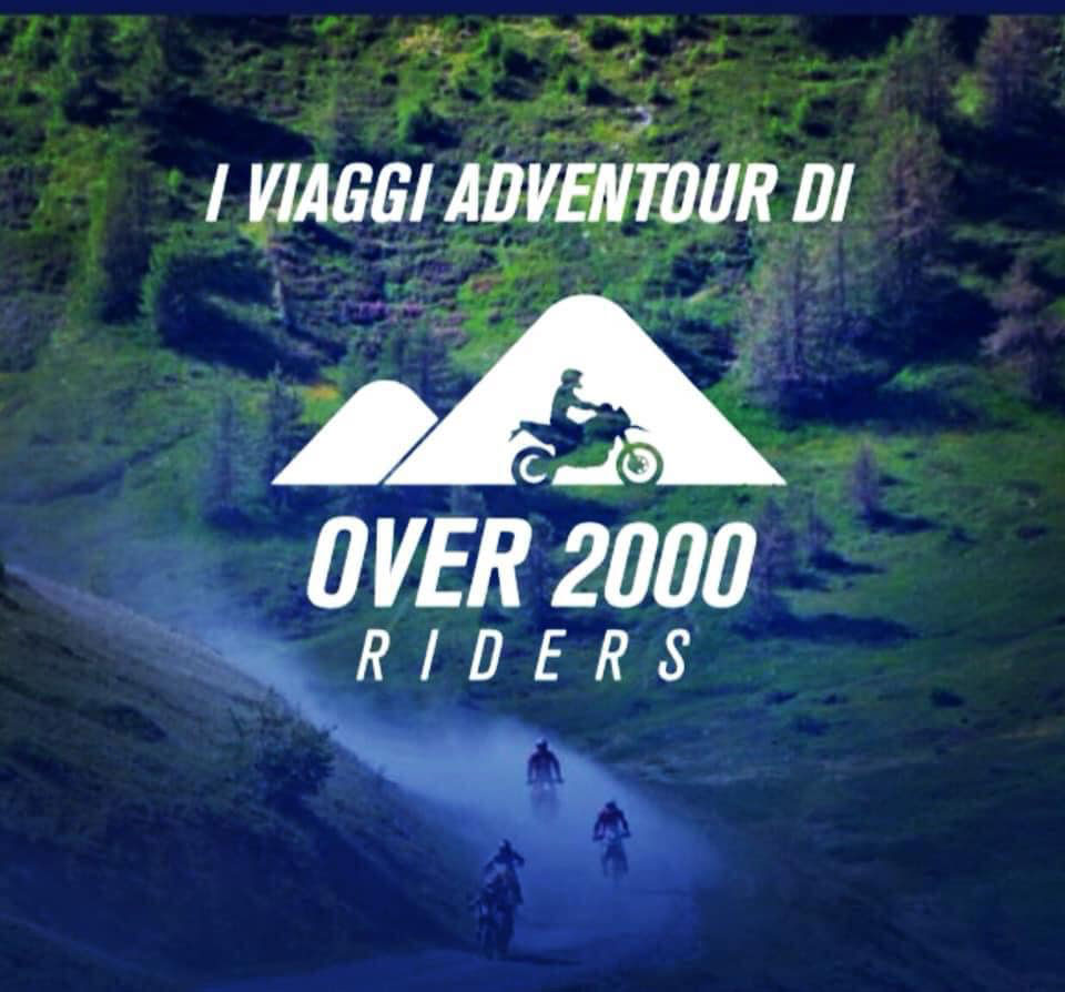 Over 2000 Riders