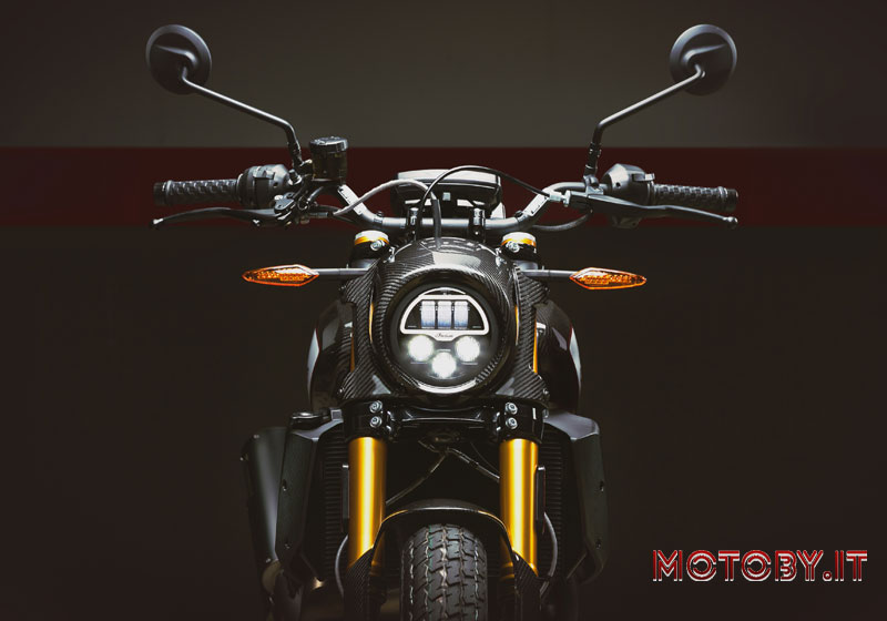 Indian Motorcycles FTR Carbon