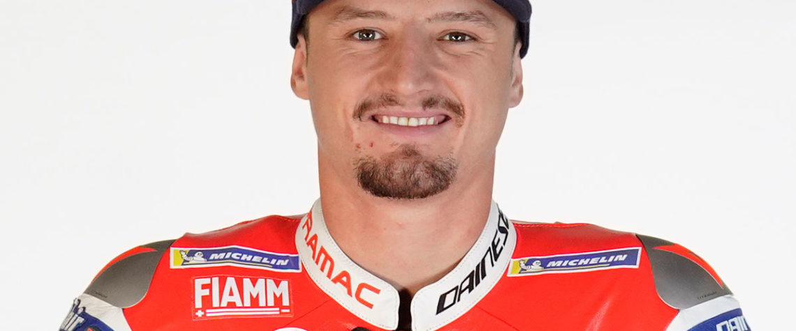 Miller Ducati Team MotoGP