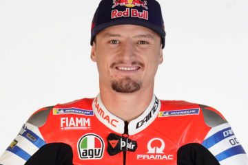 Jack Miller sarà pilota ufficiale del Ducati Team per la stagione MotoGP 2021