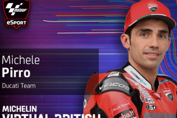 Michele Pirro Ducati Virtual Race MotoGP