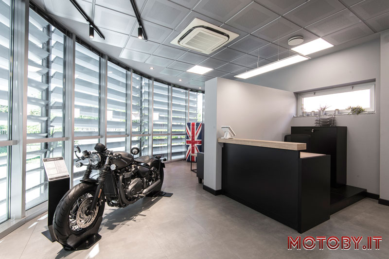 Triumph Motorcycles Italia