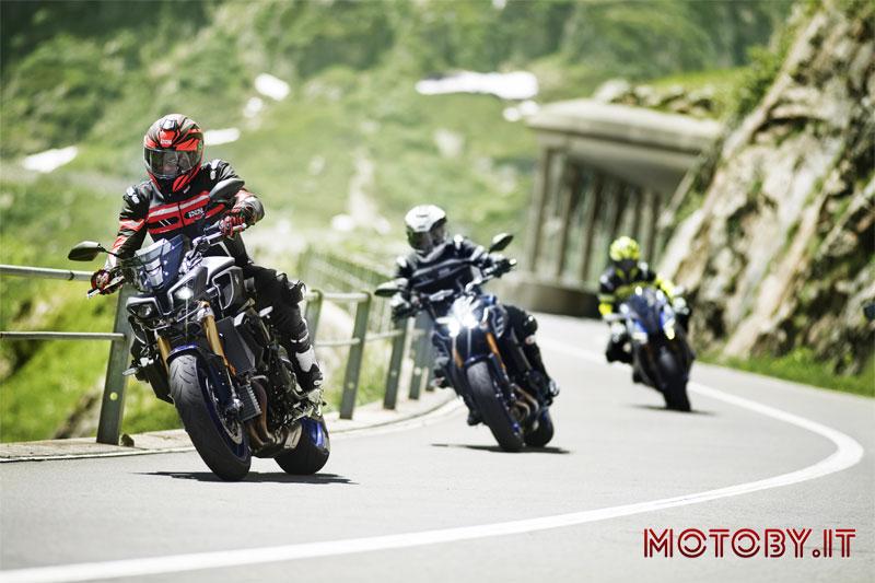 Tuta Moto IXS