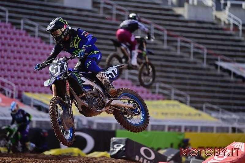 Justin Barcia Yamaha