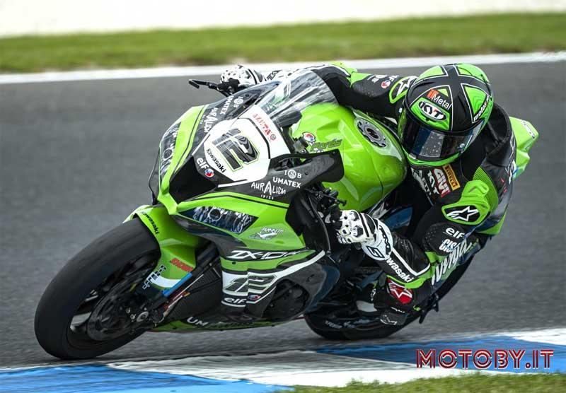Kawasaki Puccetti Racing Xavi Fores