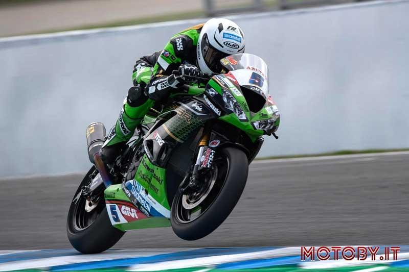 Kawasaki Puccetti Racing Philipp Ottl
