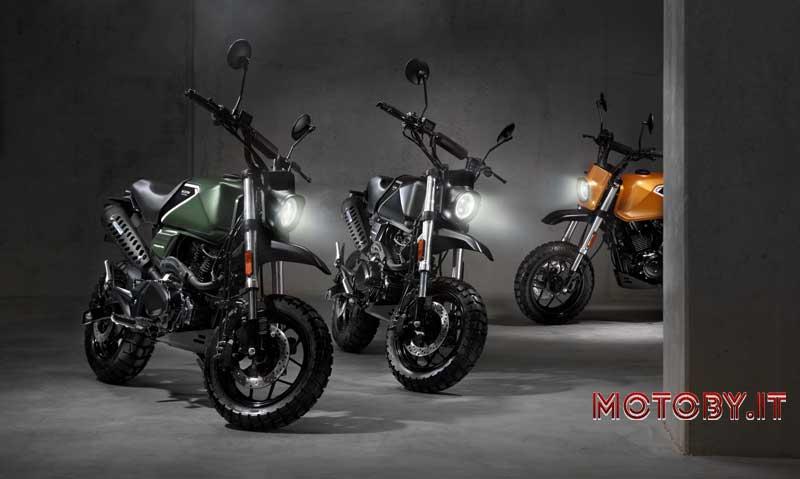 Brixton Motorcycles 125 XS