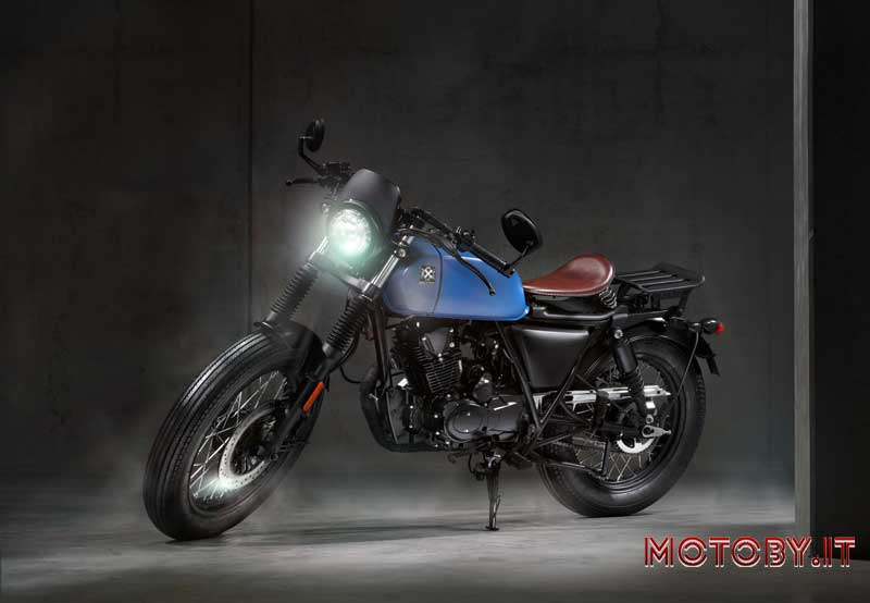Brixton Motorcycles Rayburn 125