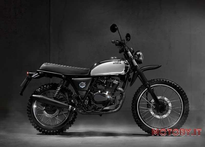 Brixton Motorcycles Felsberg125 XC