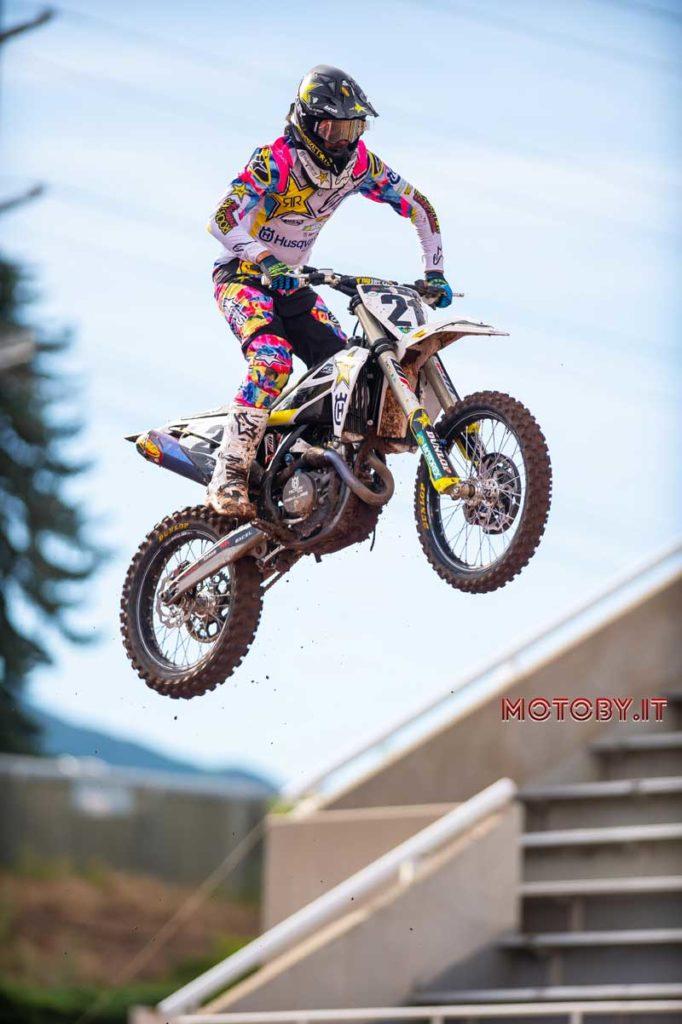 Jason Anderson AMA Supercross Husqvarna