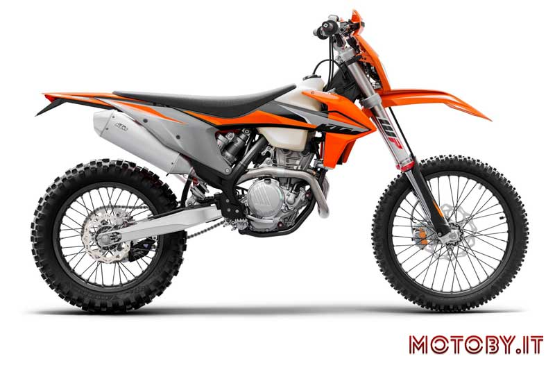 KTM 350 EXC MY2021