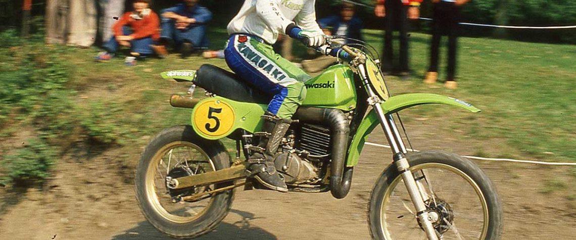 Brad Lackey Kawasaki Unitrak