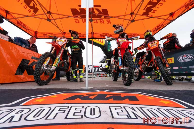 Trofeo Enduro KTM 2020