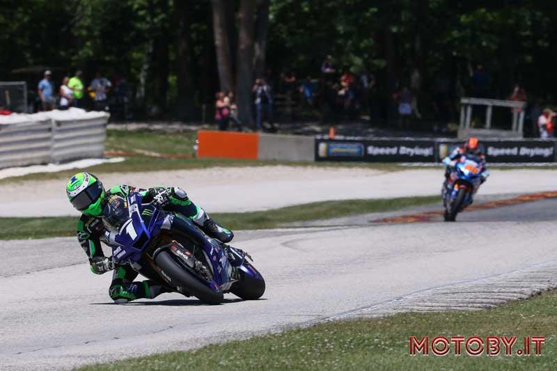 Cameron Beaubier Yamaha Racing