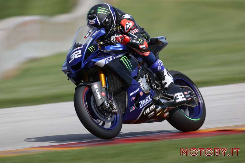 Jake Gagne Yamaha Moto America