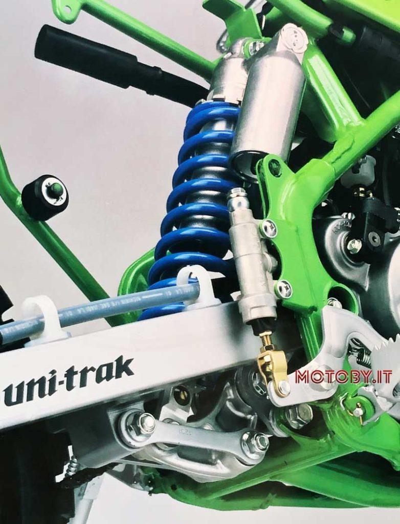 Motocross Kawasaki Unitrak