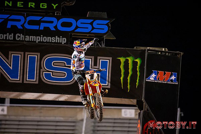 Cooper Webb AMA Supercross