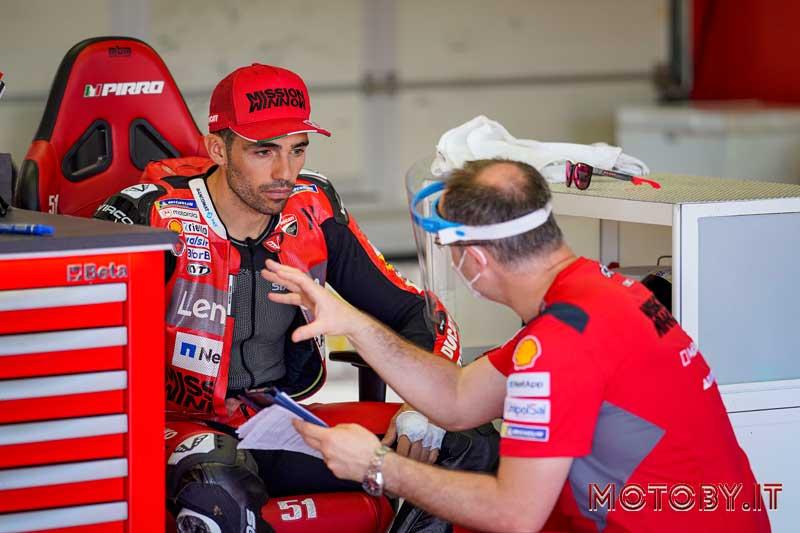 Michele Pirro Ducati Team