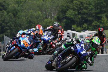 Jake Gagne, Yamaha Racing, ritorna sul podio a Road America