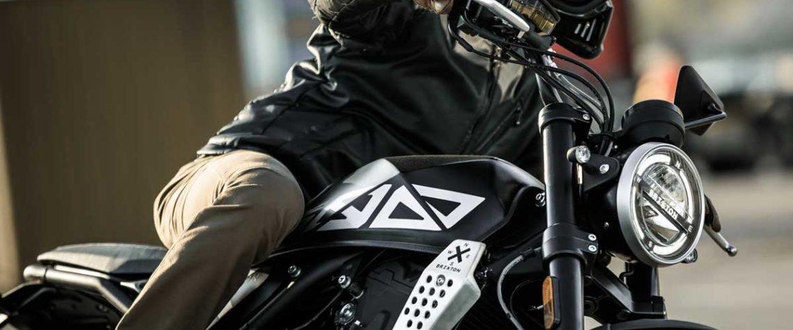 VBrixton Motorcycles CrossFire 500