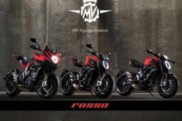 MV Agusta Gamma Rosso
