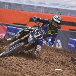 Monster Energy Yamaha Justin Barcia Salt Lake City