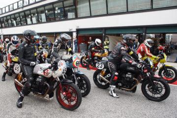Riparte in sicurezza il Moto Guzzi Fast Endurance