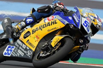 Bardahl Evan Bros SSP Test Mugello