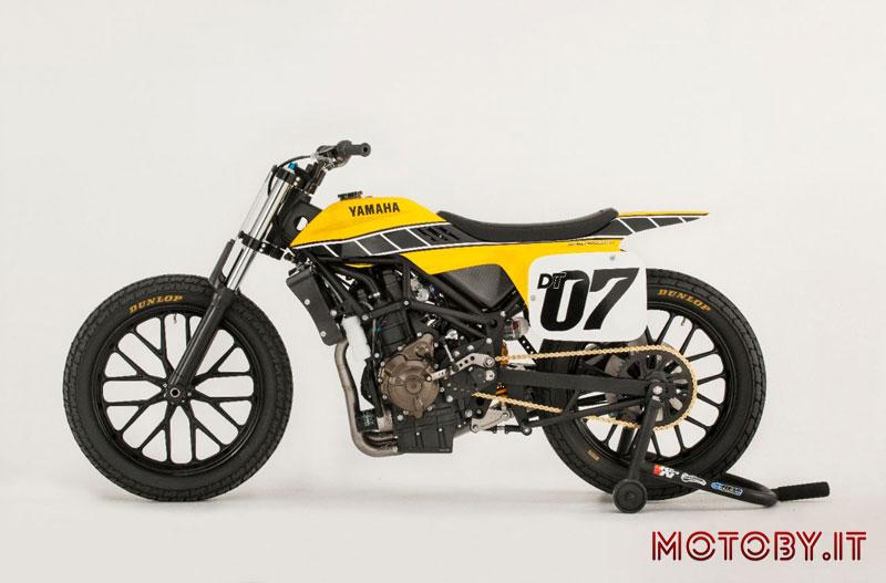 Yamaha MT-07 DT