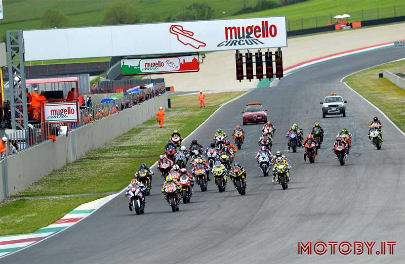 Pirelli National trophy