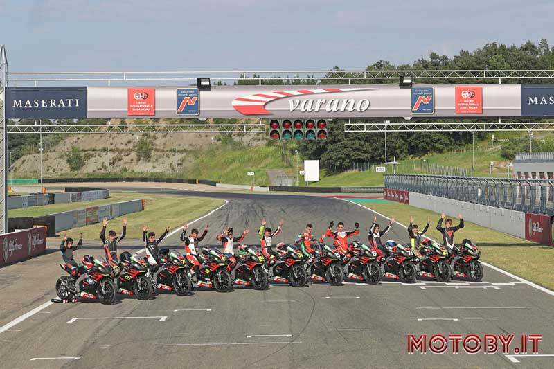 Campionato Italiano Aprilia Racing FMI Sport Production