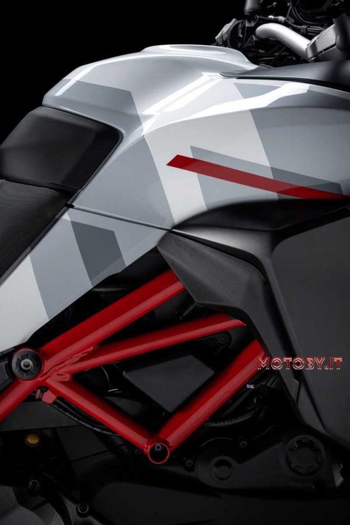 Ducati Multistrada 950 S GP White