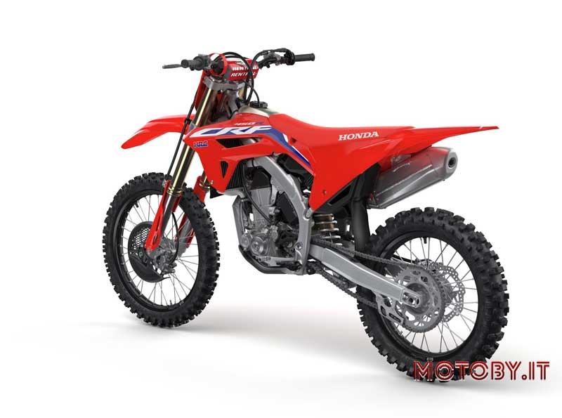 Honda CRF450R MY2021