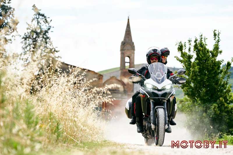 Ducati Multistrada 950 S GP WhiteDucati Multistrada 950 S GP White