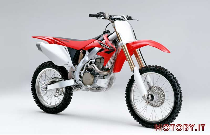 Honda CRF450R 2002