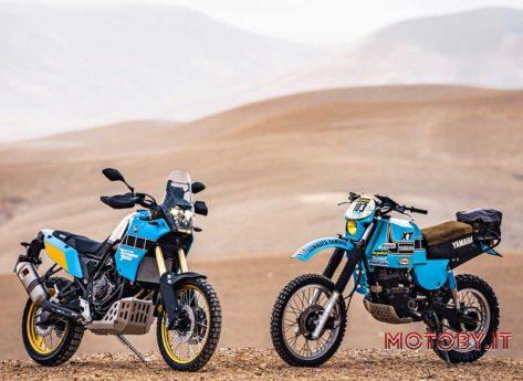Nuovo Ténéré 700 Rally Edition