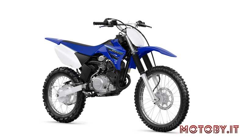 Yamaha TT-R125