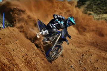 Yamaha YZ450F Monster Energy Edition