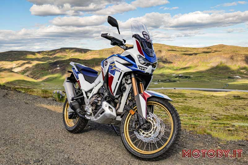 Honda Africa Twin Adventure Roads