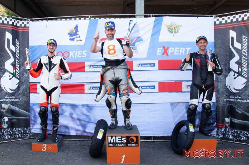 CRV Piemonte 600 Rookies