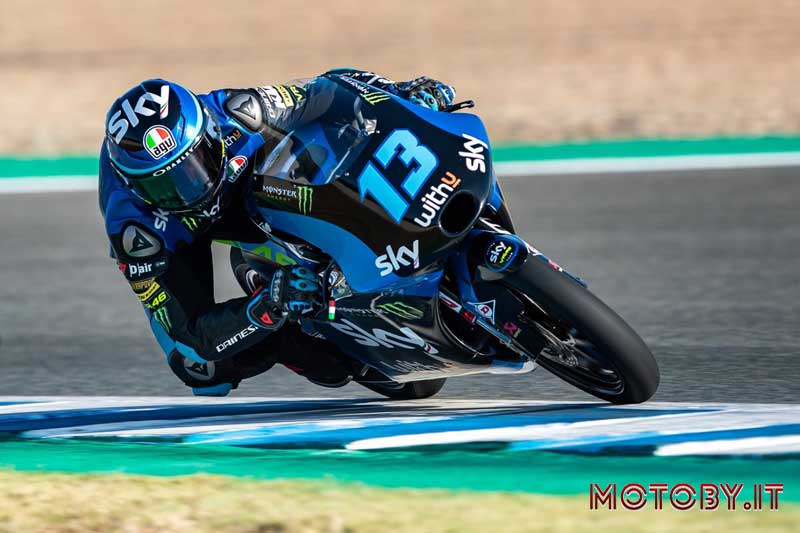 Celestino Vietti Moto3 KTM