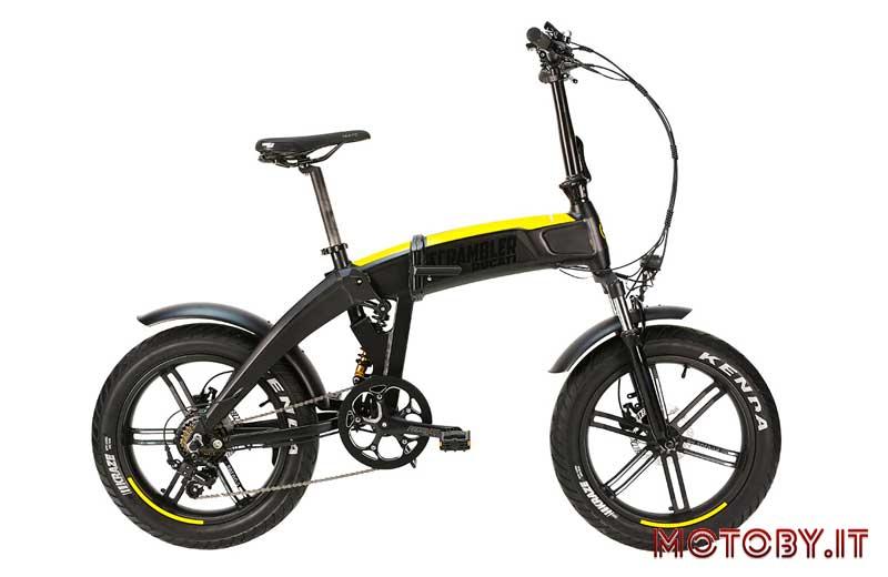 Ducati Scr-e Sport e-bike
