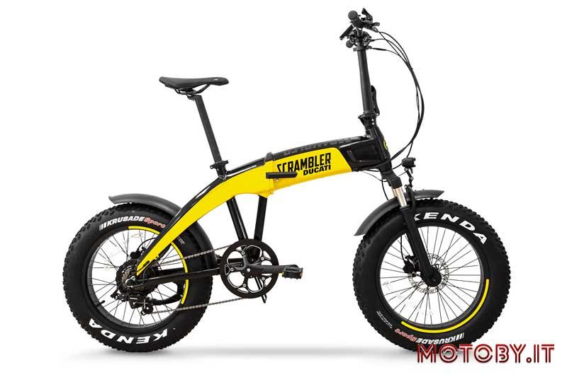 Ducati Scr-e e-bike