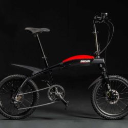 Ducati Urban-E E-Bike