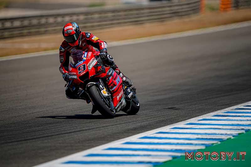 Danilo Petrucci Moto GP Ducati Andalusia