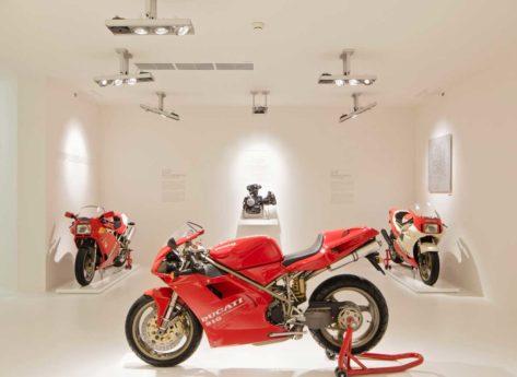 Il Museo Ducati riapre dal 21 maggio