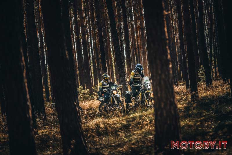 Gibraltar Race 2020 Moto Raid Experience