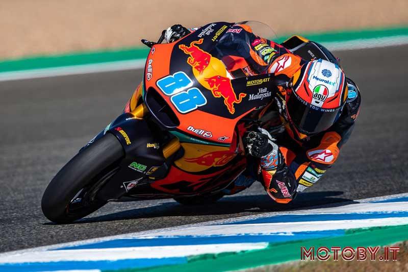 Jorge Martin Moto2 KTM