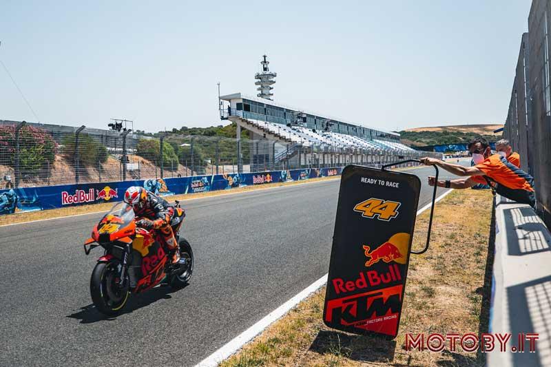 Pol Espargaro KMT MotoGP